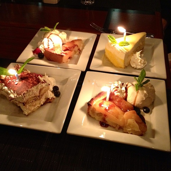Dessert Assortment - Vivo - Hartford, Hartford, CT