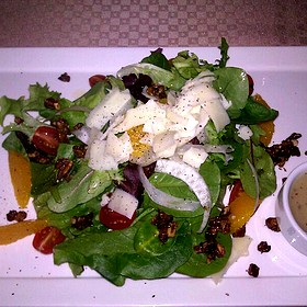 Winter Green Salad - Spindletop, Houston, TX