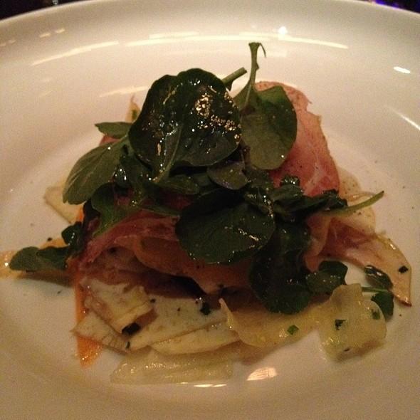 Arttichoke Salad - Sage - ARIA, Las Vegas, NV