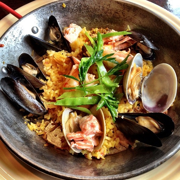 Margaux Paella - Margaux, Seattle, WA