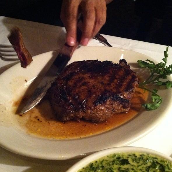 Cajun Style Steak - Morton's The Steakhouse - Macau, Taipa, Macau