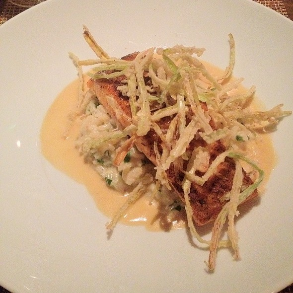 Atlantic Salmon - Luminaria Restaurant & Patio, Santa Fe, NM