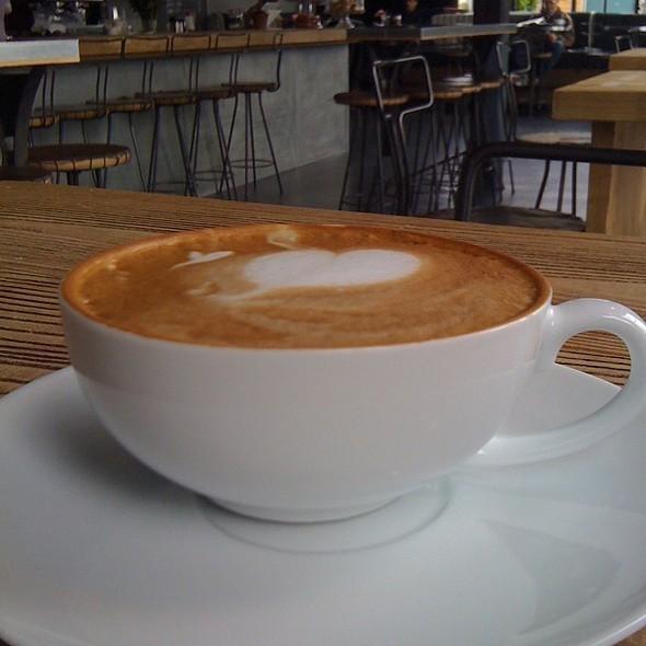Cafe Mocha - Zinqué - Venice, Venice, CA