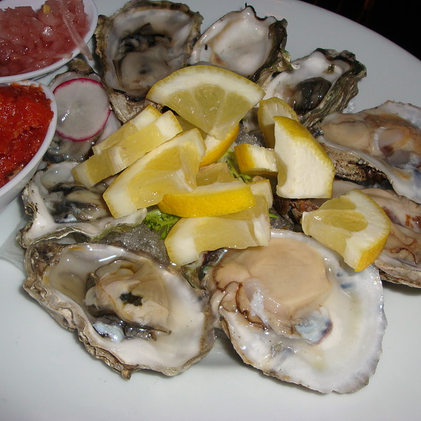 Oysters - Volo Restaurant Wine Bar, Chicago, IL