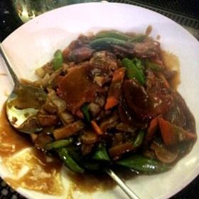 Hong Kong Style Chow Fun - Capital Seafood - Irvine Spectrum, Irvine, CA