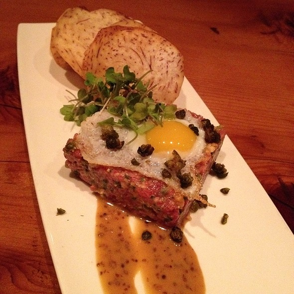 Kobe Steak Tartar - Umami, San Francisco, CA
