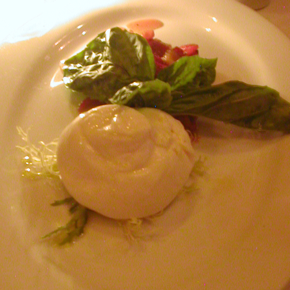 Burrata - Pecorino Restaurant, Los Angeles, CA