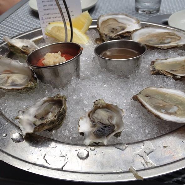 Oysters - B&G Oysters, Boston, MA