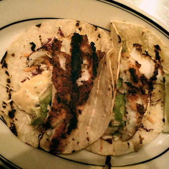 Blackened Fish Tacos - Oceanaire Seafood Room - Atlanta, Atlanta, GA