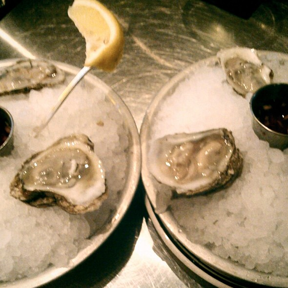 Oysters - Oceanaire Seafood Room - Atlanta, Atlanta, GA