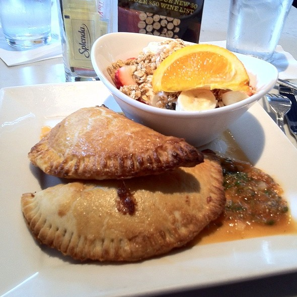 Breakfast Empanada - The Knick, Milwaukee, WI
