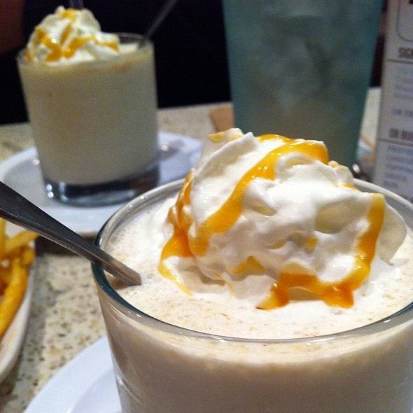 Image result for Caramel Crumble Shake