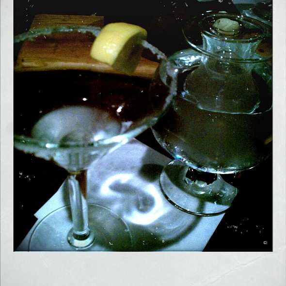 Lemon Drop Martini - Highland Tap, Atlanta, GA