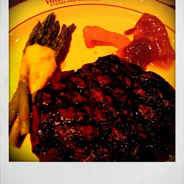Ribeye Steak - Highland Tap, Atlanta, GA