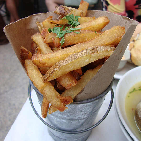 Homemade French Fries - Tico, Boston, MA