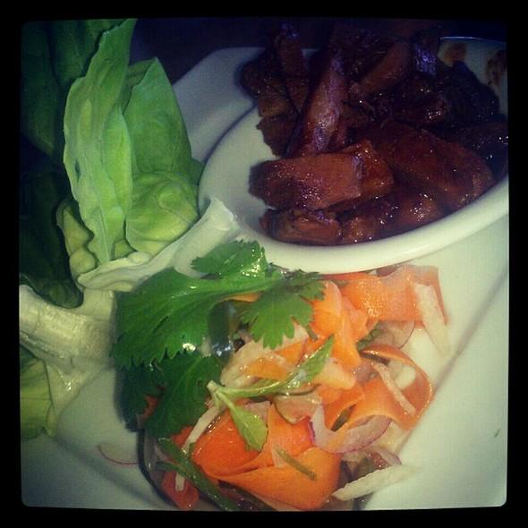 Asian Pork Lettuce Wraps - Marker 32, Jacksonville, FL