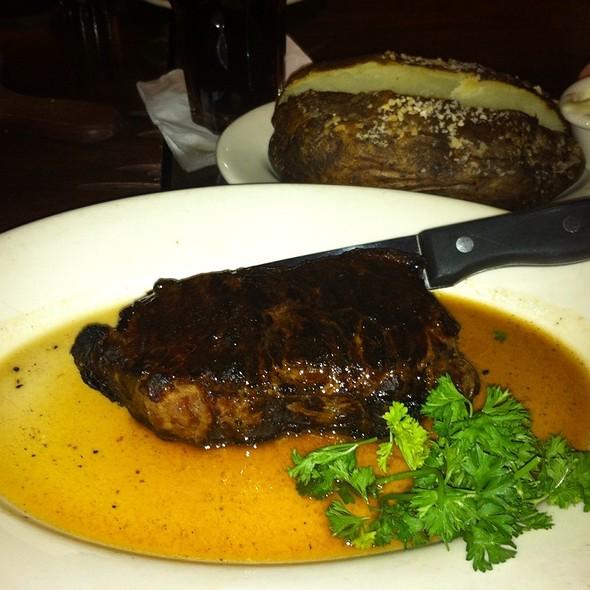 Ribeye Steak & Baked Potato - The Capital Grille - Tysons Corner, McLean, VA