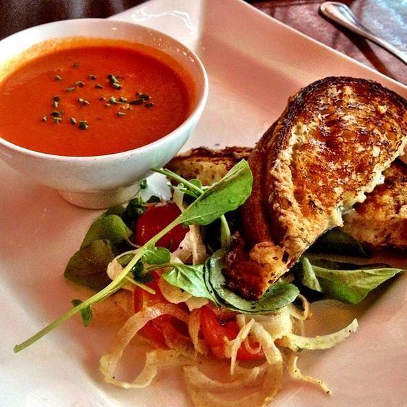 Beecher's Grilled Cheese Sandwich - Dahlia Lounge, Seattle, WA