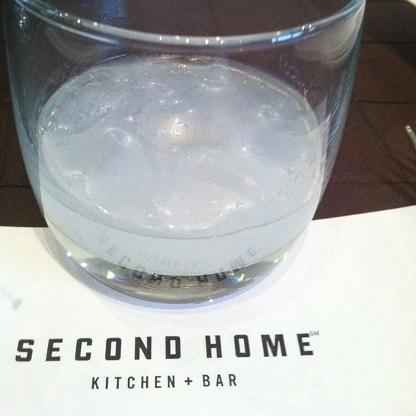 Ouzo - Second Home Kitchen & Bar, Denver, CO