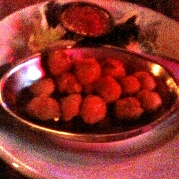 Fried Olives - The Point at Glenwood, Raleigh, NC