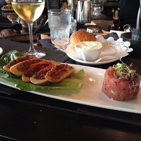 Tuna Tartare - Del Frisco's Double Eagle Steakhouse - Boston, Boston, MA
