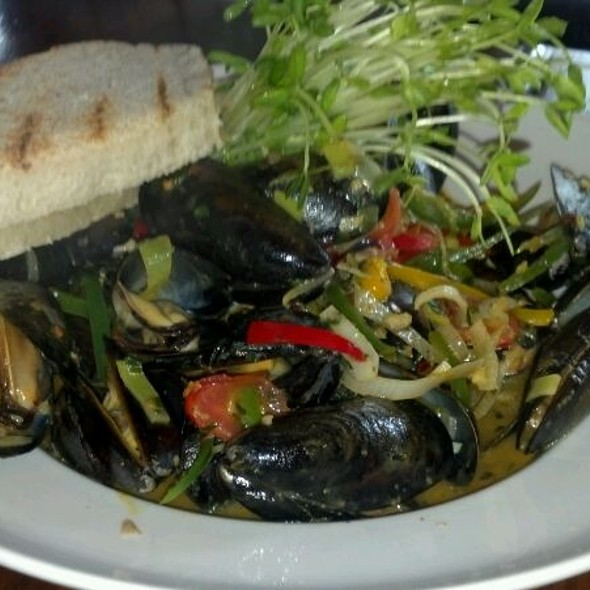 Thai Pumpkin Mussels  - City Tap House - UC, Philadelphia, PA
