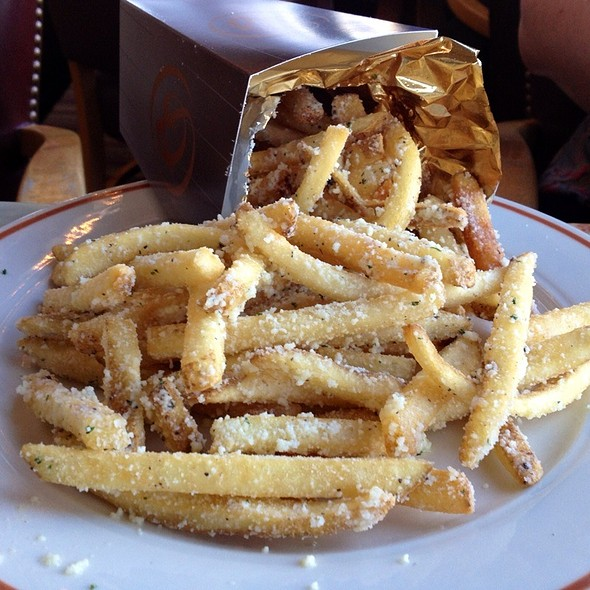 Thick-Cut Truffle Fries - Daniel's Broiler - Leschi, Seattle, WA