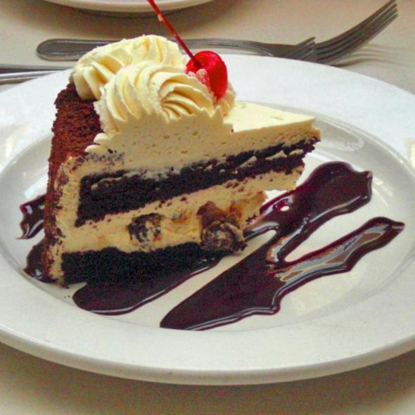 Black Forrest Cake - Cafe Soriah, Eugene, OR