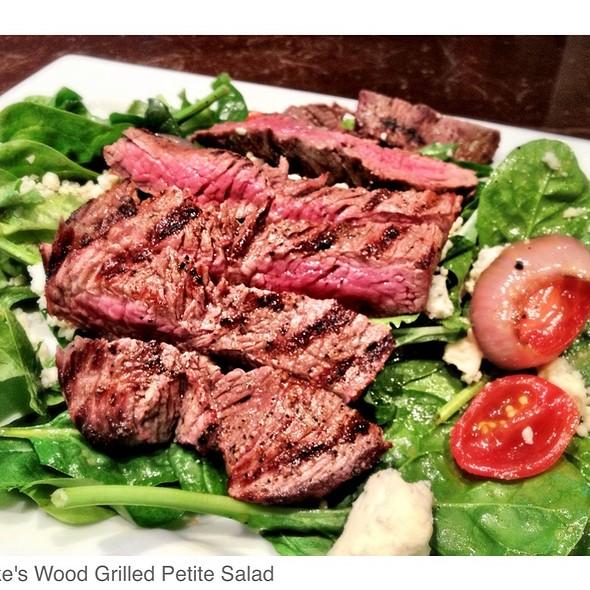 Wood Grilled Petite Salad - Smoke On Cherry Street, Tulsa, OK