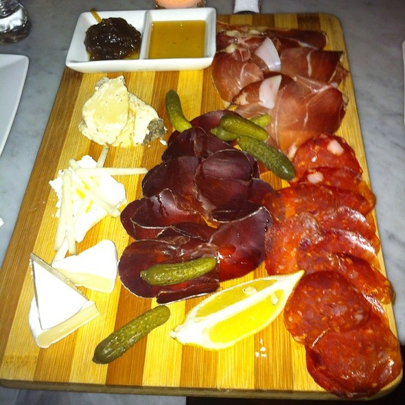Cold Cuts And Cheese - Cellar 58, New York, NY