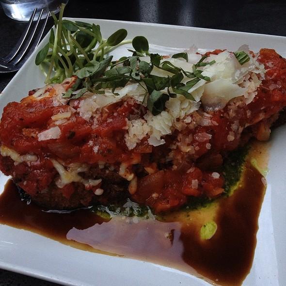 Eggplant Parmesean - Basi Italia, Columbus, OH