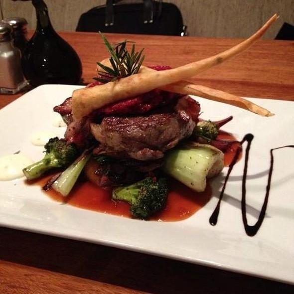 Three Cows Cafe Bar Restaurant Christchurch Menu