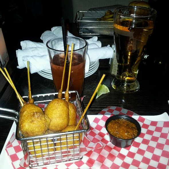 Mini Corn Dogs - The Ballroom, Toronto, ON