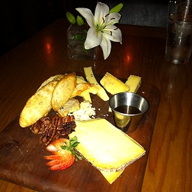 Southern Cheese Plate - Parlor Market, Jackson, MS
