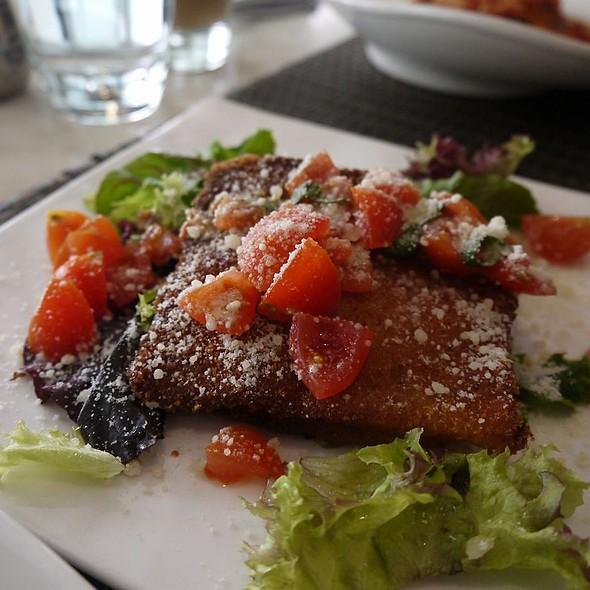 Mozzarella En Carrozza - Piccola Cucina Enoteca - Prince St., New York, NY