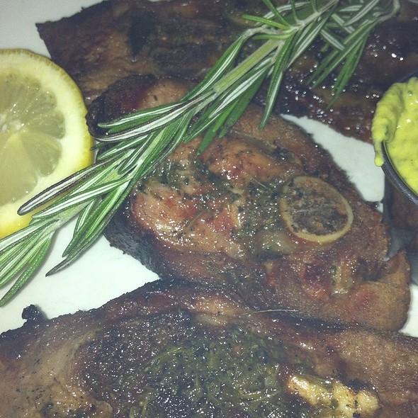 Amish Country All-Natural Pennsylvania Farm Lamb, Fine Herb Mustard - Graziano's Miami, Miami, FL