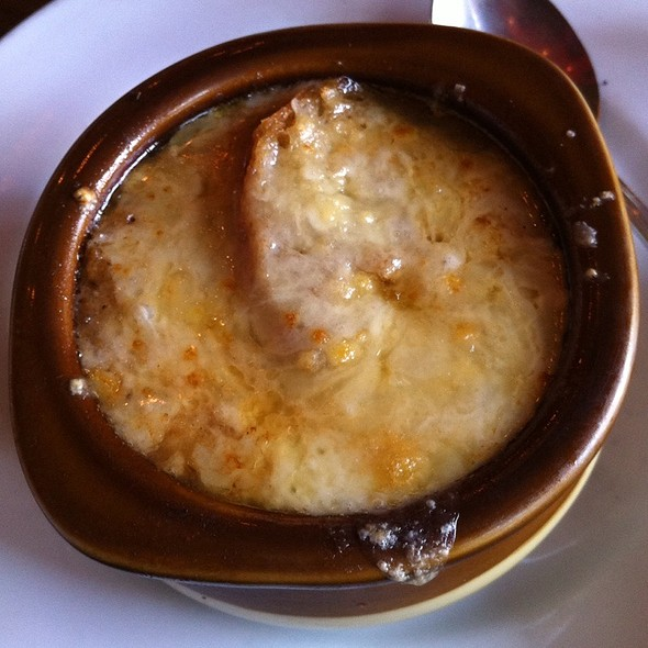 French Onion Soup - Bistro Vida, Menlo Park, CA