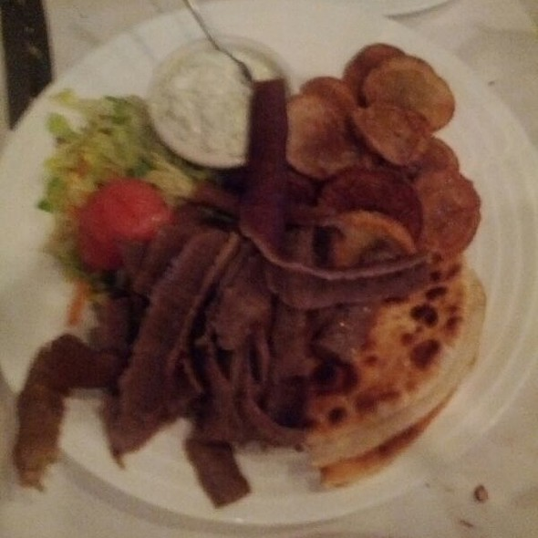 Gyro Platter - Greek Taverna - Montclair, Montclair, NJ