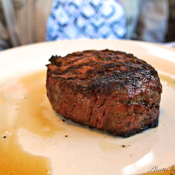 Filet Mignon 10Oz - Broadway Grill, Burlingame, CA