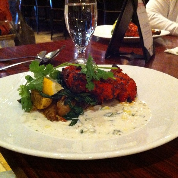 Tandoori Chicken - Mango Shiva, Calgary, AB