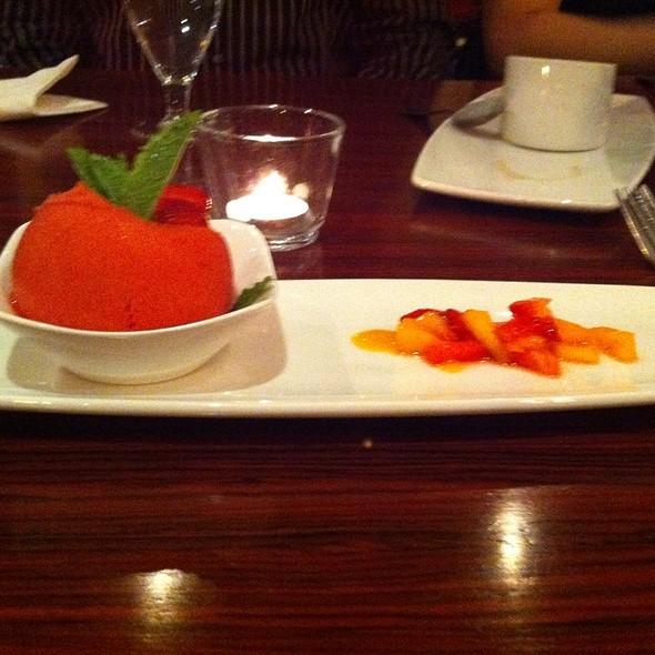 Strawberry Sorbetto - Mango Shiva, Calgary, AB