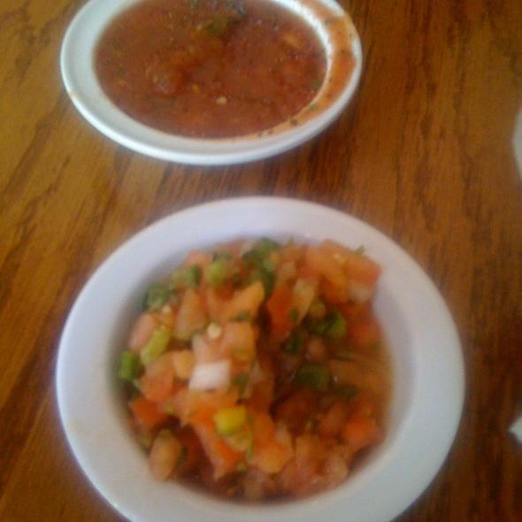 Salsa - Otaez Mexican Restaurant - Alameda, Alameda, CA