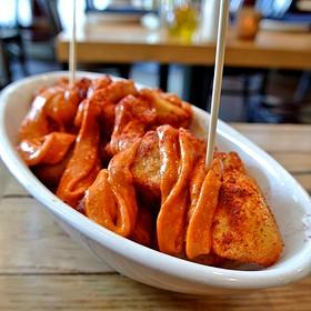 Patatas Bravas - The Copper Onion, Salt Lake City, UT