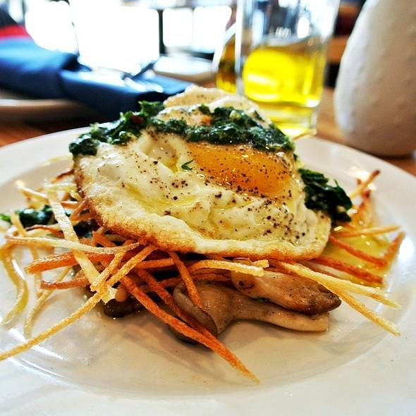 Sauteed Mushrooms - The Copper Onion, Salt Lake City, UT
