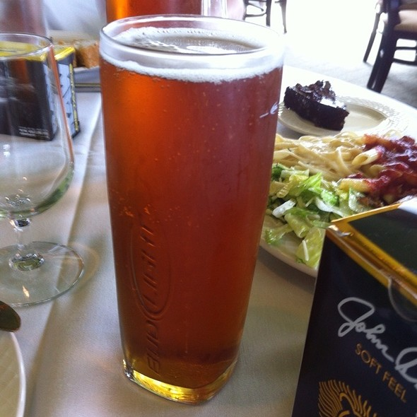 Blue Point Toasted Lager - Malcolm's Bar & Grill at LPGA International, Daytona Beach, FL