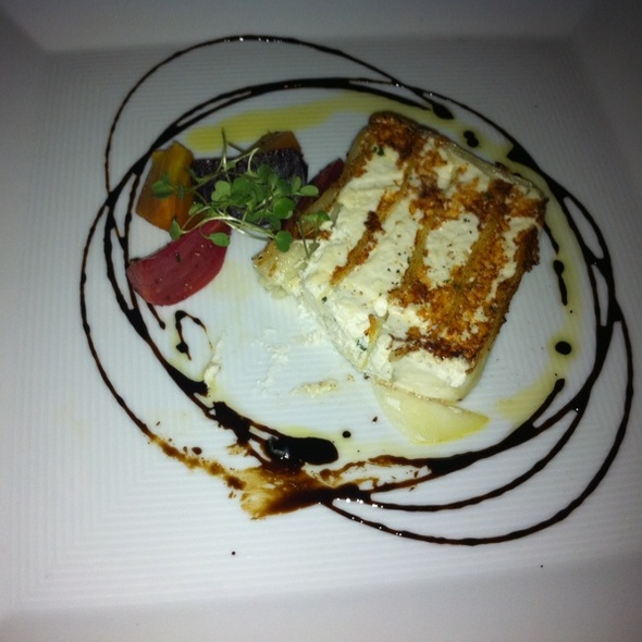 Goat Cheese Terrine - Meritage at the Claremont, Berkeley, CA