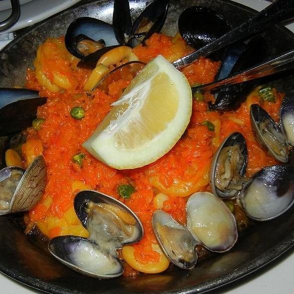 Seafood Paella - Havana - Alma de Cuba, New York, NY