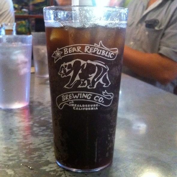 Coke - Bear Republic Brewing Company - Healdsburg, Healdsburg, CA