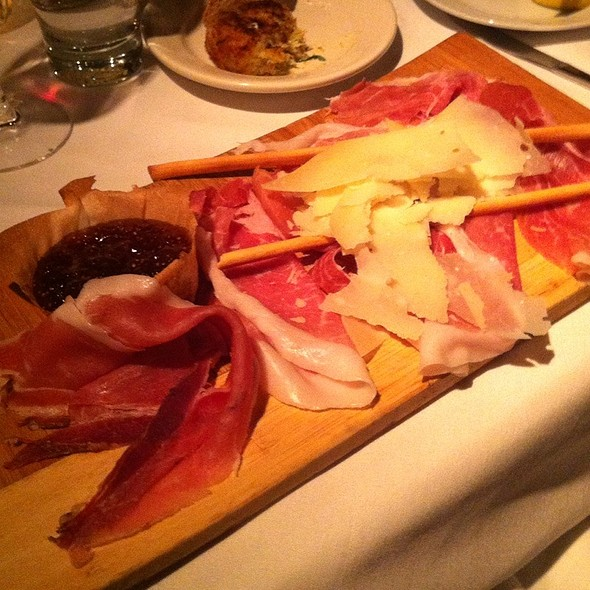 Italian Antipasto - La Galleria 33, Boston, MA