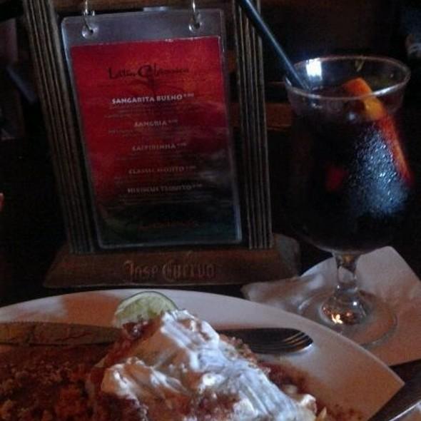 The Big Fish Burrito - Luibueno's Mexican & Latin Cuisine, Haleiwa, HI